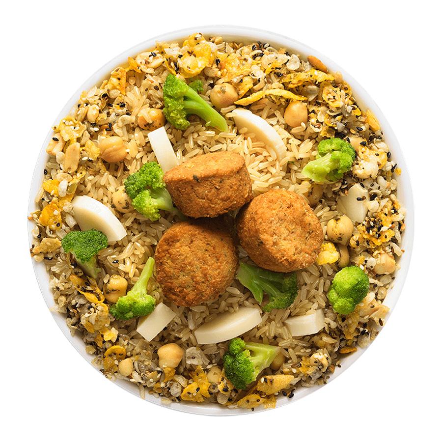 Bowl_Arroz-integral-veggie bowl saudável franquia de alimentação saudável boali