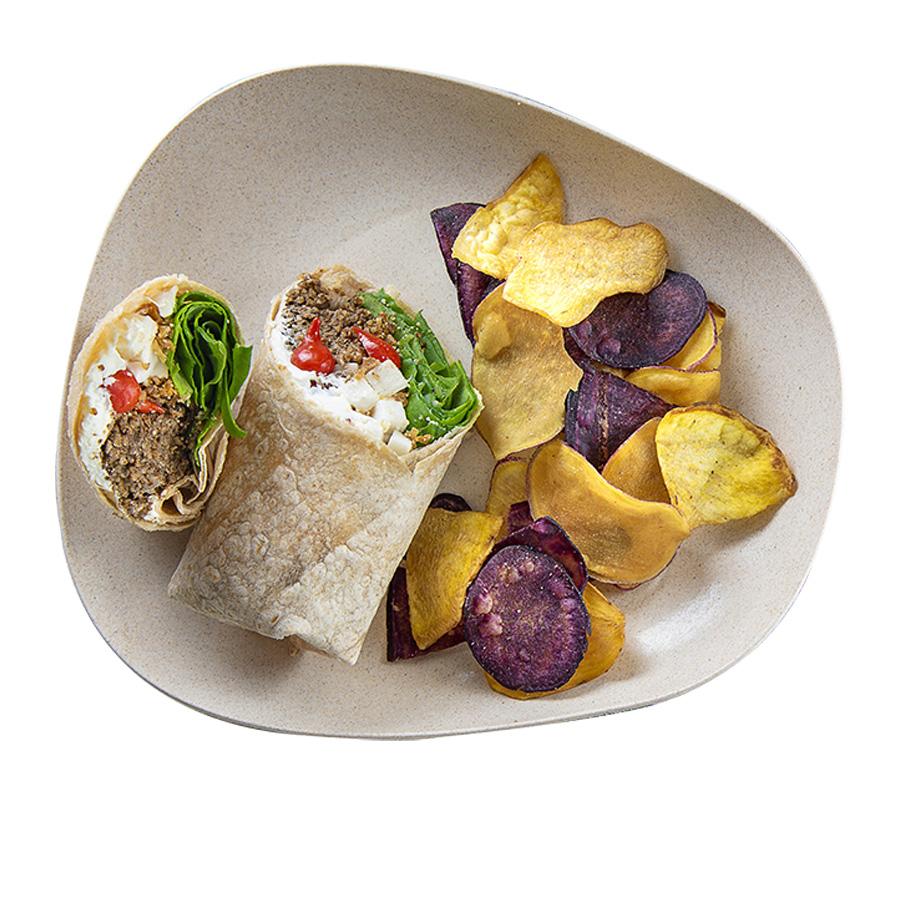 wrap kebab fresco wrap saudável franquia de alimentação saudável boali